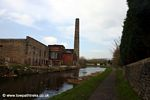 Mill By the Leeds Liverpool Canal