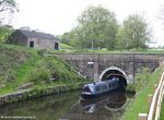 Foulridge Tunnel Leeds Liverpool Canal