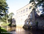 Mill by Leeds Liverpool Canal