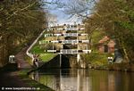 Bingley Five Rise, Leeds Liverpool Canal