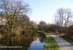 The Leeds Liverpool Canal at Bingley