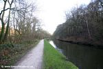 Leeds Liverpool Canal at Hirst Woods