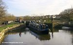Leeds Liverpool Canal at Hirst Lock #19