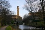 The Leeds & Liverpool Canal at Saltaire