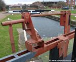 New Lock Gates