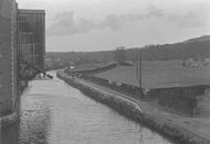 Old Photograph Leeds Liverpool Canal
