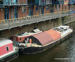 River Aire Barges