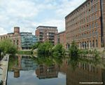 The River Aire, Leeds