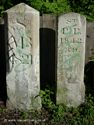 The Regents Canal Boundary Markers
