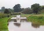 A Norman 25 on The Shropshire Union Canal