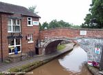 Bunbury Lock Bridge, The Shropshire Union Canal