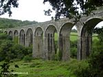 Shillamill Viaduct from Tavistock Canal