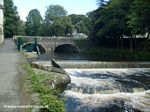 The River Tavy, Abbey Bridge, Tavistock
